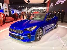 2018 kia gt.  2018 2018 kia stinger gt u2013 redline first look 2017 naias and kia gt