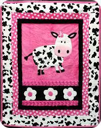 Clara the Cow Quilt Kit [cckitsclara] - $31.99 : Zen Cart!, The ... & Idea - Clara the Cow Quilt Kit Adamdwight.com