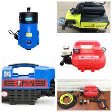 Top 7 máy rửa xe mini gia đình vừa chất vừa rẻ