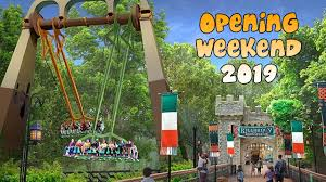 busch gardens williamsburg opening day 2019
