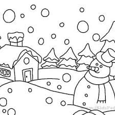Small Picture Winter Coloring Pages To And Print For adult