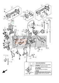 suzuki an650 a burgman executive 2010 headlamp an650a e19 msp wiring harness an650 e2 e19