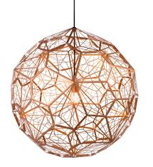 tom dixon lighting. tom dixon etch web pendant light stainless steel 60cm replica 4 colours chrome rose gold black copper lighting g