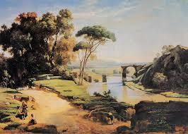 the pont de narni 1826 1827 camille corot