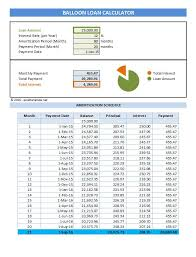 Payment And Amortization Calculator - April.onthemarch.co