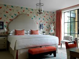 London Wallpaper Bedroom