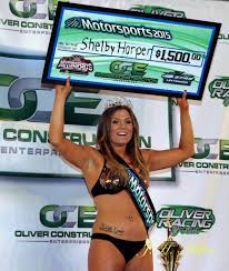 Meet Ms. Motorsports 2015: Shelby Harper talks the pageant, racing ...