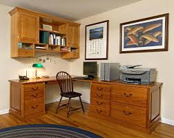 custom built office furniture. Custom Made Home Office Desk And Cabinet Built Furniture Desks Brisbane K
