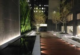 green wall lighting. TIAA Cref Green Wall. ZoomDetails Wall Lighting