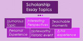 how to write a scholarship essay blog scholarship essay topics
