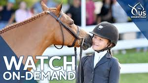 USEF Pony Finals: On Demand - YouTube