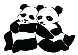 Collection Of Panda Coloring Page Download Them And Try To Solve
