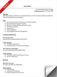 Pharmaceutical Sales Resume New Pharmaceutical Sales Resume Template ...