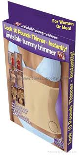 Invisible Tummy Trimmer Waist Trimmer Belt China