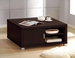 The Delightful Images of square wooden coffee table with storage