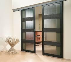 interior modern black sliding door design ideas home furniture vast doors 5 modern sliding