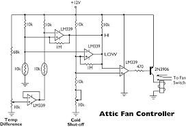 attic fan control wiring great installation of wiring diagram • from the q and a nuts volts magazine rh nutsvolts com attic fan wiring schematic replacement