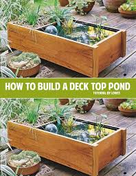 15 lovely diy pond designs