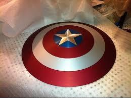 captain america shield diy tutorial