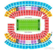 Gillette Seating Chart Gillette Stadium Seating Map Gwestmedical Info
