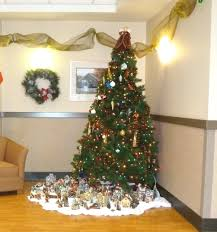 office christmas trees. Christmas Tree Decorations. Dec18. The Downstairs Office Trees