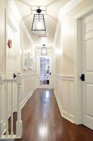 contemporary hallway lighting. Home Lighting, Light Fixtures For A Long Hallway Contemporary White Wall Plus Laminating Floor Lighting