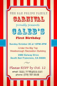 splendid circus party invitation template birthday party dresses ravishing martha stewart carnival party invitations carnival party wording for invites