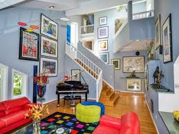 colorful living room. Eye Popping Colorful Living Room Colorful Living Room