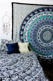 Tapestry Bedroom Black And White Tapestry Yin Yang Tapestry Wall Hanging