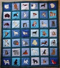 134 best Dog Quilts images on Pinterest | Animal quilts, Dog ... & I love theme quilts and this dog one seems cute for the right dog lover. Adamdwight.com