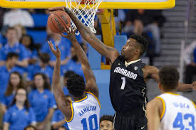 Trip to Air Force represents homecoming for Colorado's Wesley Gordon and  Derrick White | Sports Coverage | gazette.com