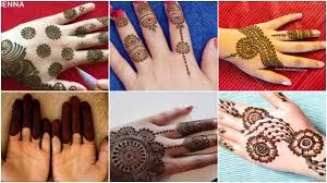 Latest Mehandi Design For Hand Latest Mehndi Design For Hands Simple Craft Ideas