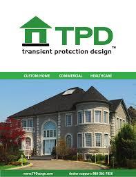 Transient Protection Design Tpd V5 Catalog Pages 1 To 7 Transient Protection Design