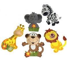 5 10 15 20 baby shower safari jungle