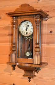 small wooden clocks wall clocks antique wood wall clock or wooden r a pendulum poss oak clocks small wooden clocks