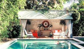pool house ideas. Anatomy Of A Room: Picture-Perfect Pool House Ideas