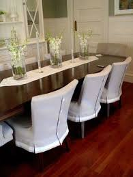 image result for bow back chair with back slipcover dining chair slipcovers dining table chairs