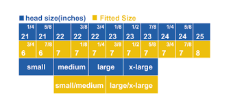 Flexfit Cap Size Chart 36 Eye Catching Flexfit Sizing Chart For Fitted Hats