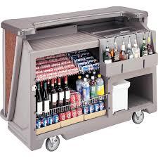 portable patio bar. Black, Mid-size Portable Bar, Indoor / Outdoor Bar View 2 Patio C