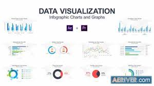 Charts And Graphs Software Free Download Videohive Data Visualization Infographic Charts And Graphs