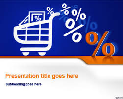 Powerpoint Templates Online Free Free Shopping Basket Powerpoint Template