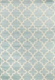 blue trellis soft plush area rugs moroccan rug bosphorus 9x12