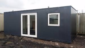home office cabin. Portable Office Cabin Site Home Shipping Container Welfare Unit