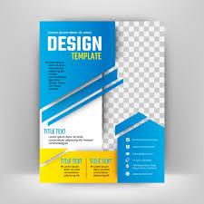 Flyer Poster Templates Vector Design For Cover Report Brochure Flyer Poster