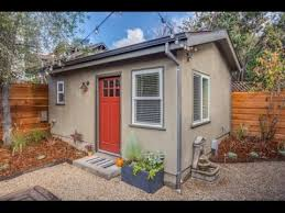 Small Picture 250 Sq Ft Backyard Tiny Guest House YouTube