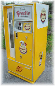Vintage Beer Vending Machine Interesting Cavalier Root Beer Soda Machine Bars And Booths