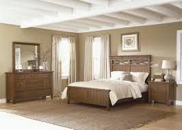 Country Style King Panel Bed By Liberty Furniture  Wolf And Country Style Bed
