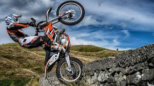 first test ktm freeride 250r freeride 350 offroad action