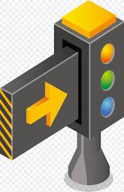 Stop Light Lamp Traffic Light Traffic Sign Euclidean Vector Png