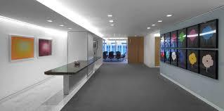Law office interior Reception Area Hok Dechert Law Office